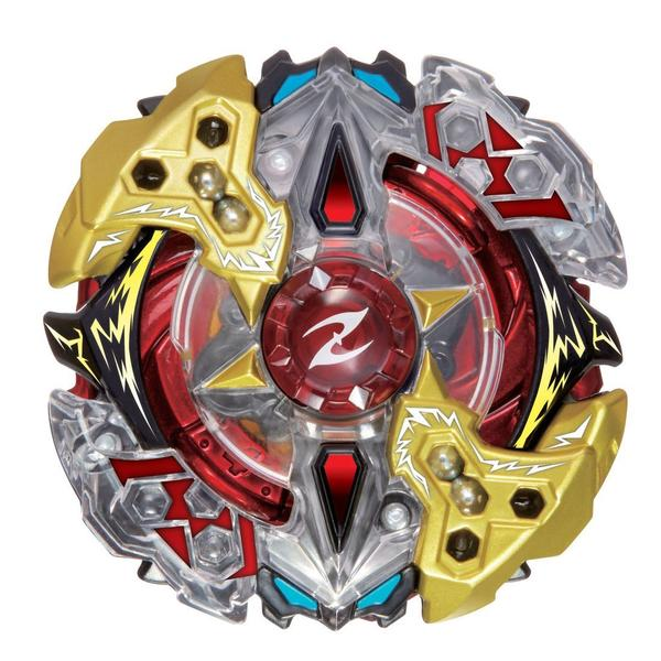Beyblade B-90 Triple Booster Set 02