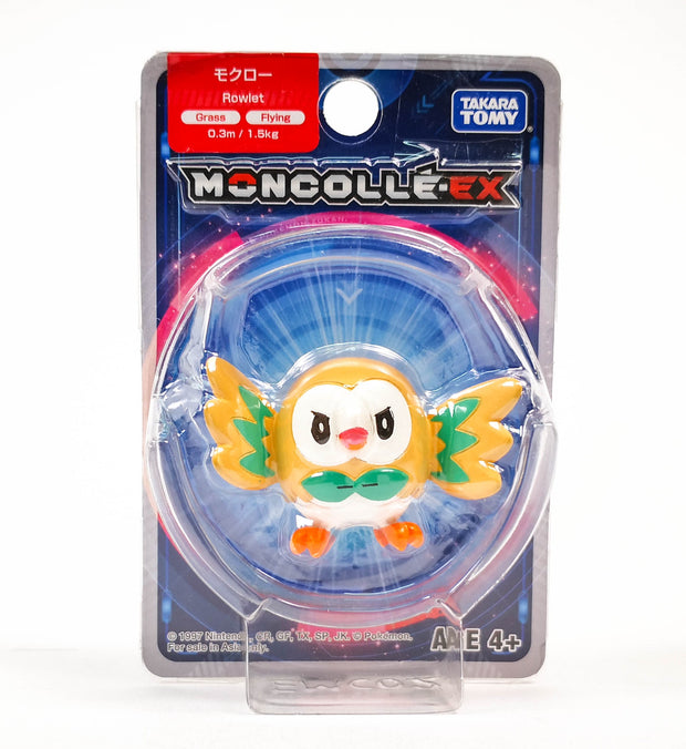MONCOLLE EX ASIA VER. #11 ROWLET