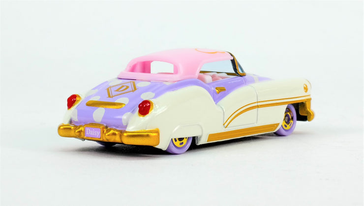 TOMICA DISNEY MOTORS DREAMSTAR 2 DAISY WHITEDAY EDITION'18