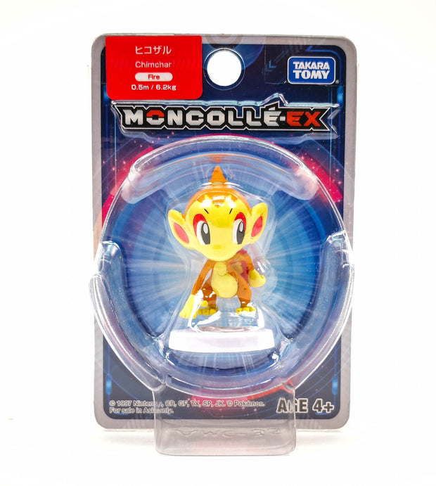 MONCOLLE EX ASIA VER. #35 CHIMCHAR