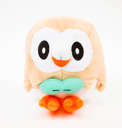 POKEMON PLUSH MCCLOW ON SHOULDER