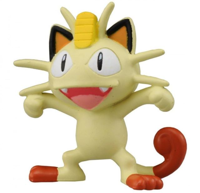 MONCOLLE EX ASIA VER. #48 MEOWTH