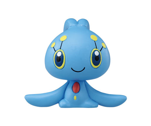 MONCOLLE EX ASIA VER. #47 MANAPHY