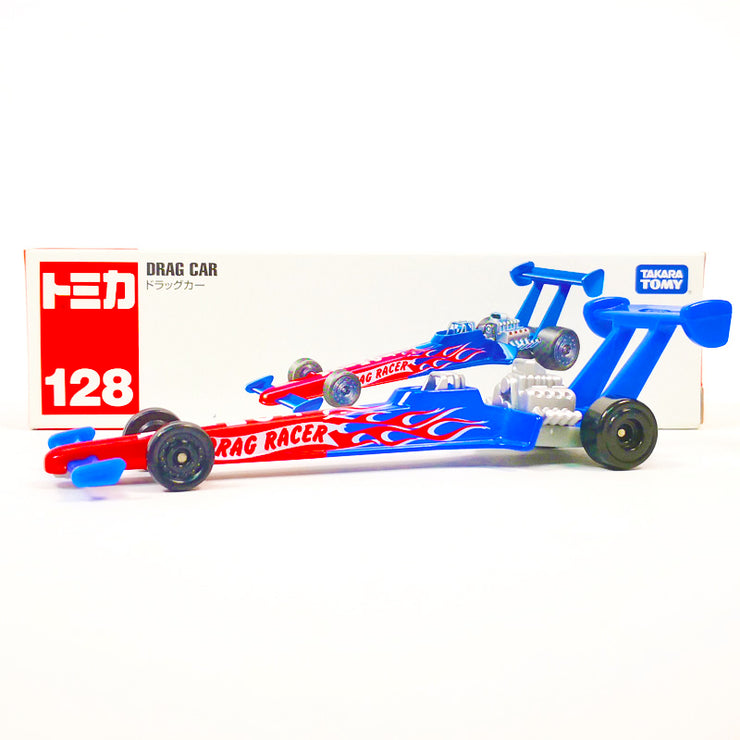 [Tomica Racing Team Pack] Racing Transporter + Drag Car