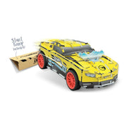Hot Wheels Maker Kitz Single Car Yellow