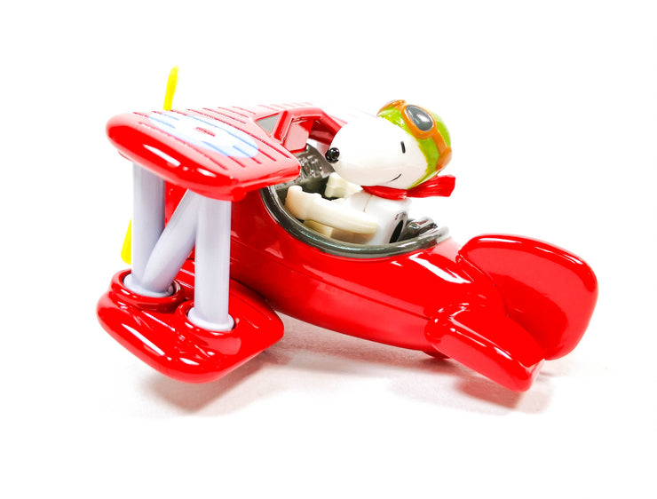 Dream Tomica Ride On Snoopy Flying Ace
