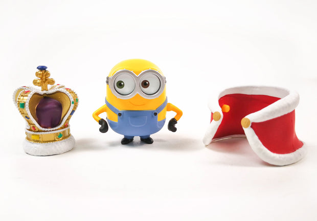 Metacolle Minions King Bob