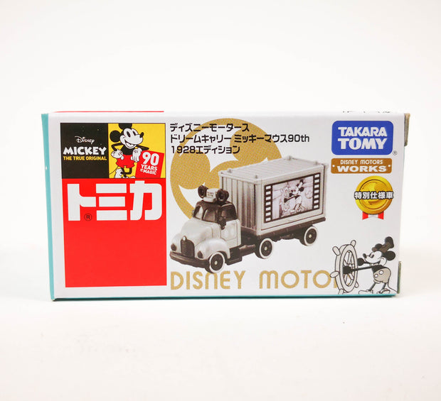 Tomica Disney Motors Dream Carry Mickey 90th 1928