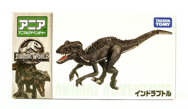 ANIA JURASSIC WORLD INDORAPTOR