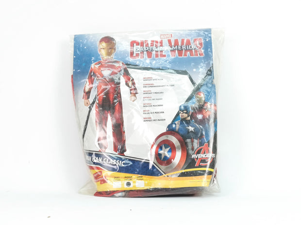 Iron Man Classic (S) (Shelf Wear)
