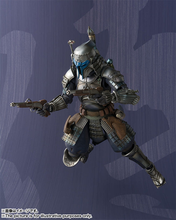 MOVIE REALIZATION MMR RONIN JANGO FETT