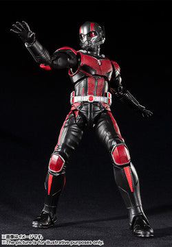 (PRE-ORDER) SHF ANT-MAN (ANT-MAN AND THE WASP) & Marvel Stage Stand