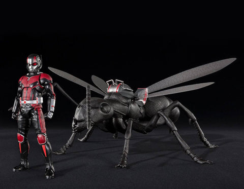 (PRE-ORDER) SHF ANT-MAN (ANT-MAN AND THE WASP) & ANT SET
