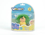 Peppa Pig Weebles Assorted Figures - Wave 1 (8 Asst) (Shelf Wear)