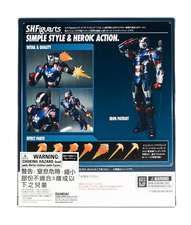 SHF Iron Patriot