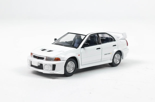 LV-N187C Mitsubishi Lancer RS Evolution V White