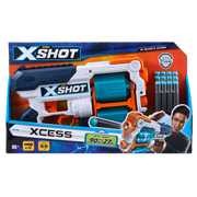 FT X-SHOT EXCEL XCESS TK-12 (12 DARTS)