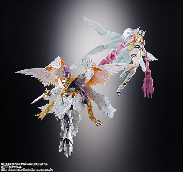 Digivolving Spirits 07 Holy Angemon