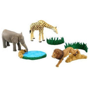 ANIA AG-01 SAVANNAH POPULAR ANIMAL SET