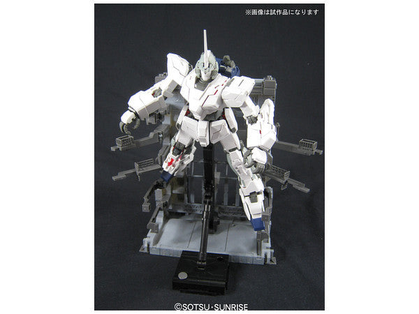 Mg 1/100 Unicorn Gundam Anime W/Case