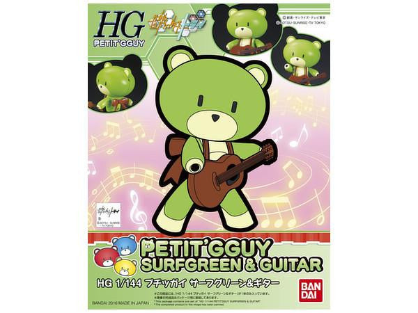 HG 1/144 PETITGGUY SURFGREEN & GUITAR
