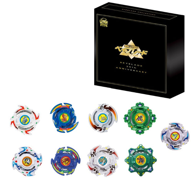 Beyblade BBG-21 WBBA Exclusive Beyblade 20TH Anniversary Set