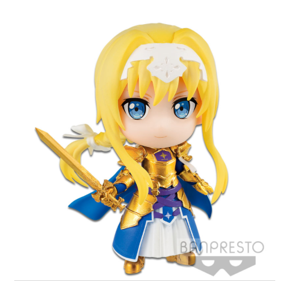 Chibikyun Character Sword Art Online Alicization War Of Underworld (C: Alice)