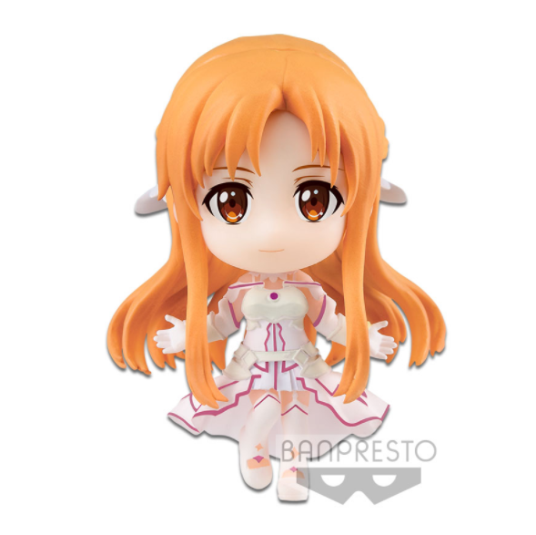Chibikyun Character Sword Art Online Alicization War Of Underworld (B: Asuna)