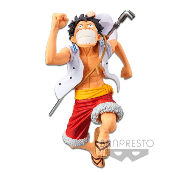 One Piece Magazine Figure A Piece Of Dream #1 Vol.3