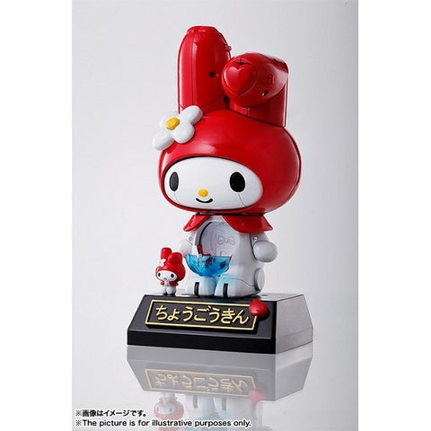 CHOGOKIN MY MELODY (RED)