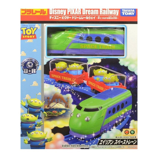 Disney Dream Railway Alien Space Train