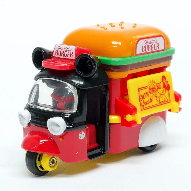 TOMICA DISNEY MOTORS DM-04 SHOP WAGON MICKEY MOUSE