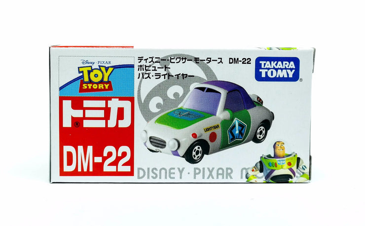 TOMICA DISNEY MOTORS PIXAR DM-22 BUZZ LIGHTYEAR