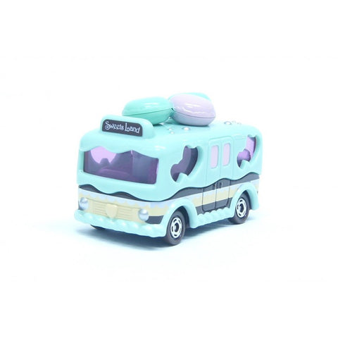 DREAM TOMICA BIRTHDAY SWEETS BUS