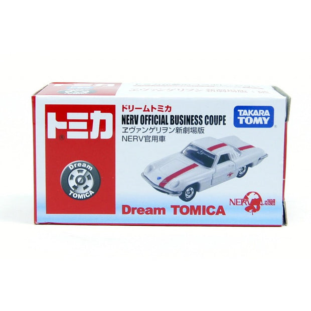 DREAM TOMICA EVANGERION THE MOVIE NERV OFFICIAL CAR