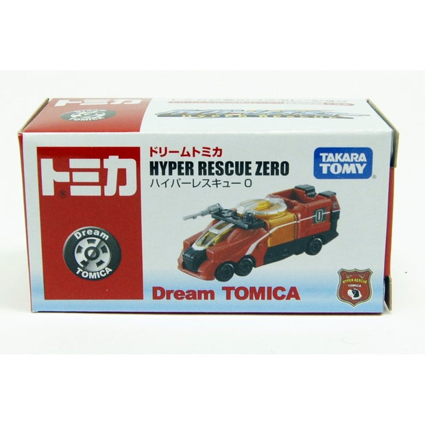 DREAM TOMICA HYPER RESCUE 0