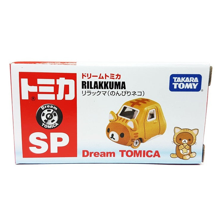 DREAM TOMICA RILAKKUMA CAT COSTUME
