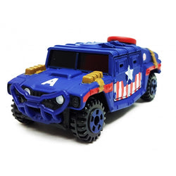 DREAM TOMICA SP CAPTAIN AMERICA CRUISER MC