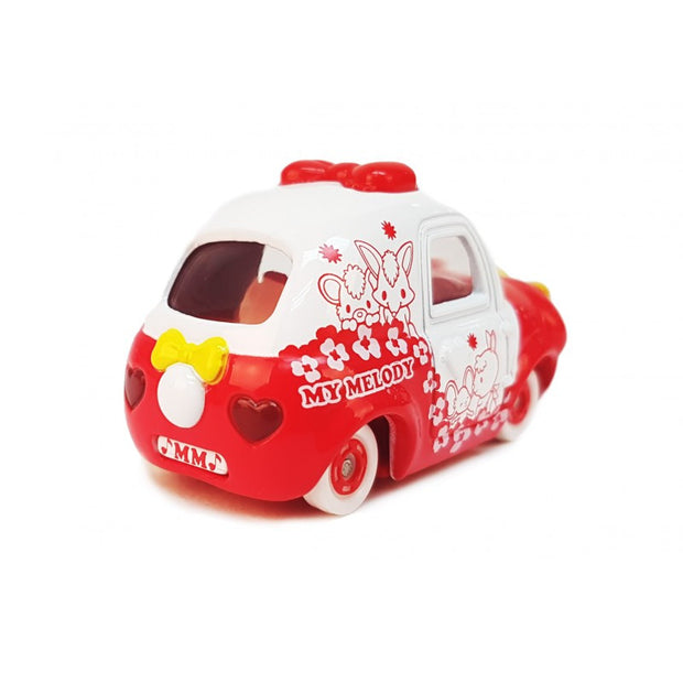 DREAM TOMICA SP MY MELODY (LITTLE RED RIDING HOOD)