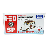 DREAM TOMICA SPECIAL SP SNOOPY VALENTINE