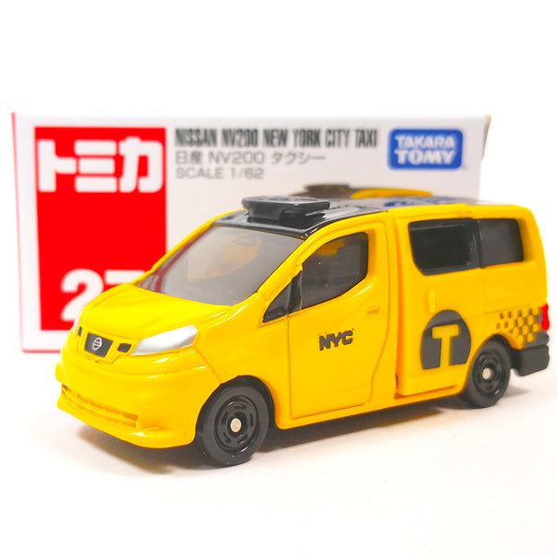 [Taxi Pack] Nissan NV200 New York Taxi + Nissan NV200 New York Taxi (1st Col) + Toyota Crown Comfort Taxi + Mazda Atenza Owner Driven Taxi