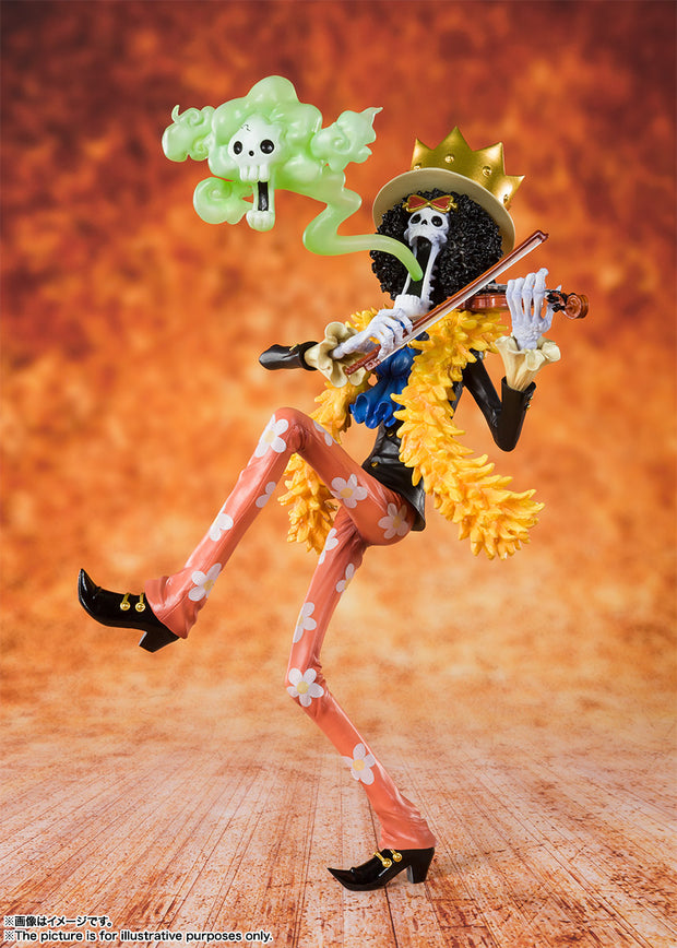 "Figuarts Zero ""Soul King"" Brook"