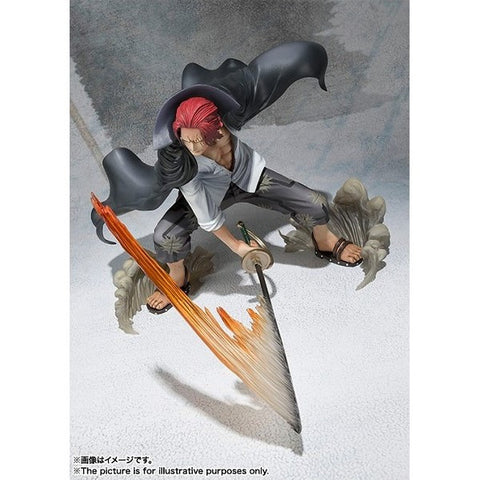 FIGUARTS ZERO SHANKS- BATTLE VER