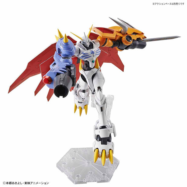 Figure-rise Standard Omegamon (Amplified)