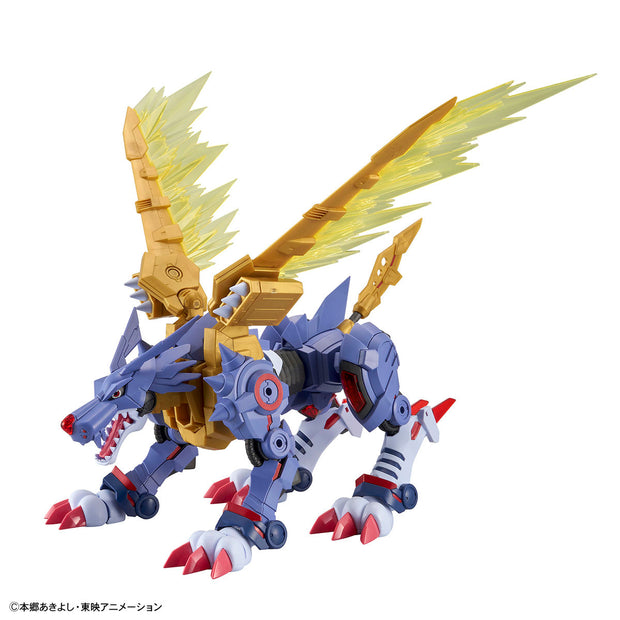 Figure Rise Standard Amplified Metal Garurumon