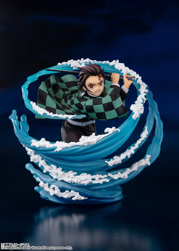 Figuarts Zero Kamado Tanjiro Breath Of Water