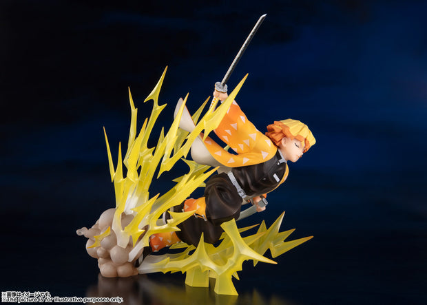 Figuarts Zero - Agatsuma Zenitsu (Demon Slayer) - Breath of Thunder