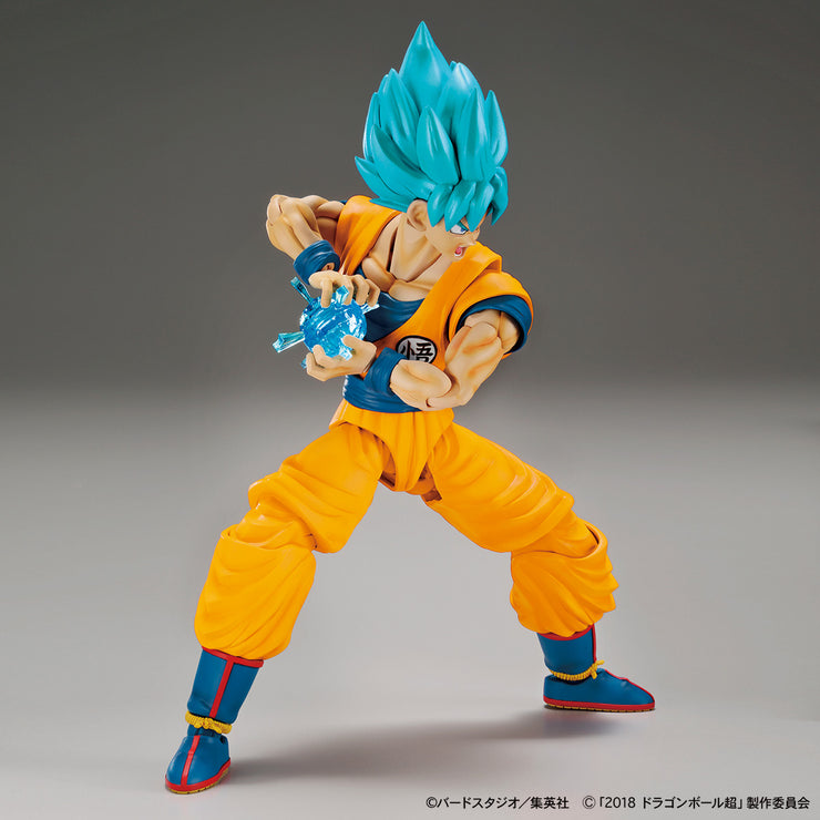 Figure-rise Standard SS God Super Saiyan Son Gokou (Special Color)