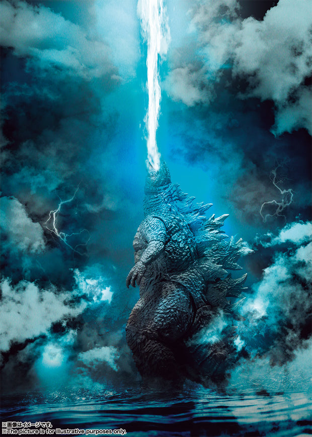 (PRE-ORDER) SHM Godzilla (2019) -King of Monsters-