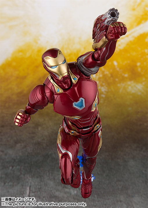 AVENGER STAGE SET (IRONMAN MK50) (23923+24792)